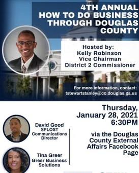 How to Do Business with Douglas County, GA Government
