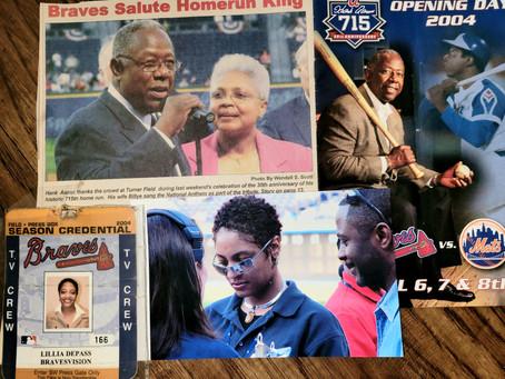 """#44 """"HAMMERIN"""" Hank Aaron Remembered"""