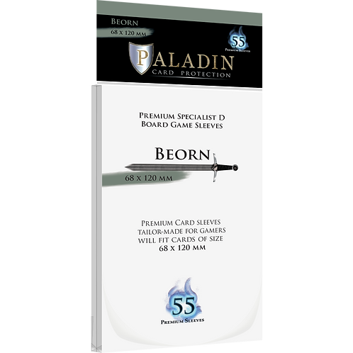 Paladin Card Sleeves: Beorn (Specialist D 68*120)
