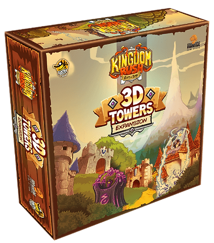 Kingdom Rush: 3D Towers Expansion