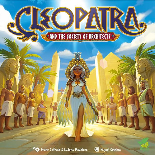 Cleopatra and the Society of Architects  (Premium Edition)