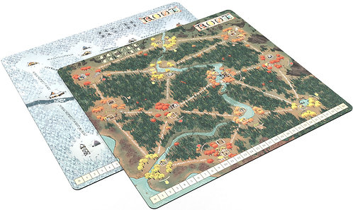 Root: The Fall and Winter Playmat