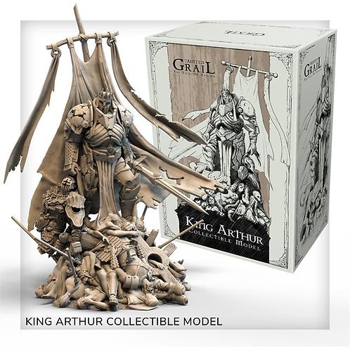 Tainted Grail King Arthur