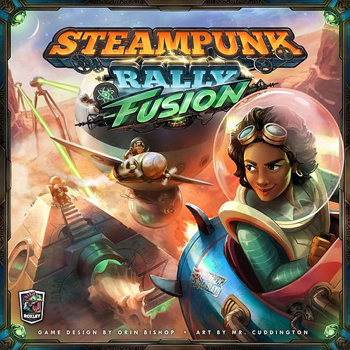Steampunk Rally Fusion (Deluxe Edition)