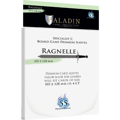 Paladin Card Sleeves: Ragnelle (Specialist C 103*128)