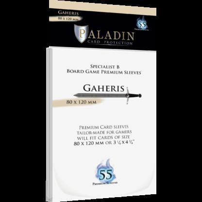 Paladin Card Sleeves: Gaheris (Specialist B 80*120)