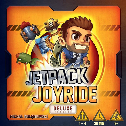 Jetpack Joyride Deluxe Edition + Party Expansion