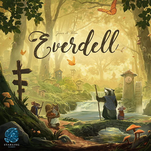 Everdell (Collector's Edition) 1st Printing