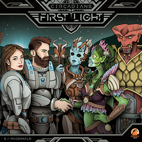 Circadians: First Light (Kickstarter edition)