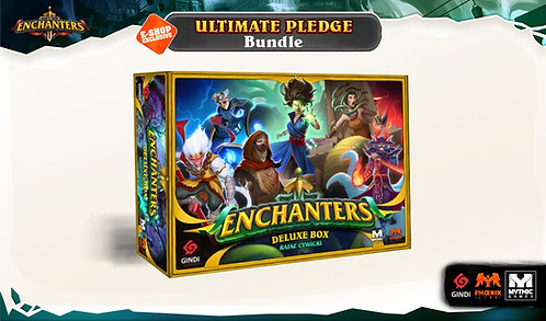 Enchanters: Deluxe Box (Ultimate Edition)