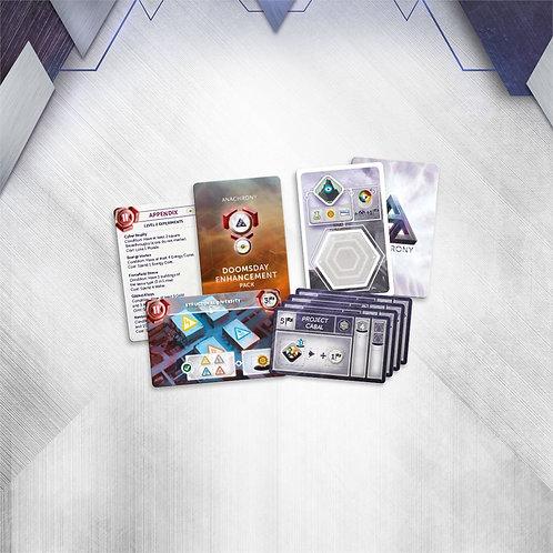 Anachrony: Promo cards pack