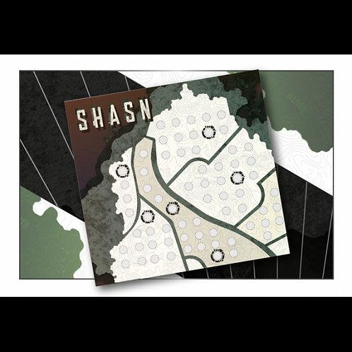 SHASN: Alternate Map