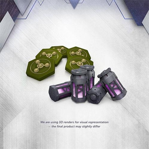 Anachrony: Resin resource set