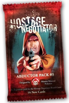 Hostage Negotiator: Abductor Pack 5