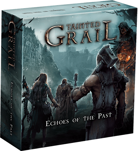 Tainted Grail Echoes of the Past expansion