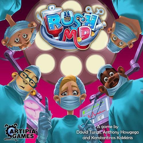 Rush M.D. (Kickstarter Edition)