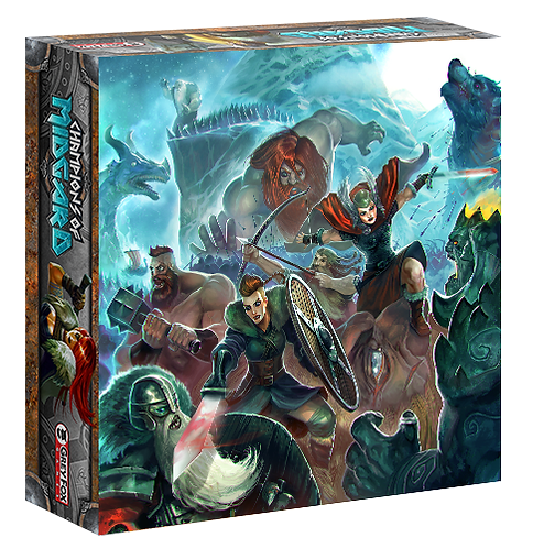 Champions of Midgard: Jarl Edition Expansions