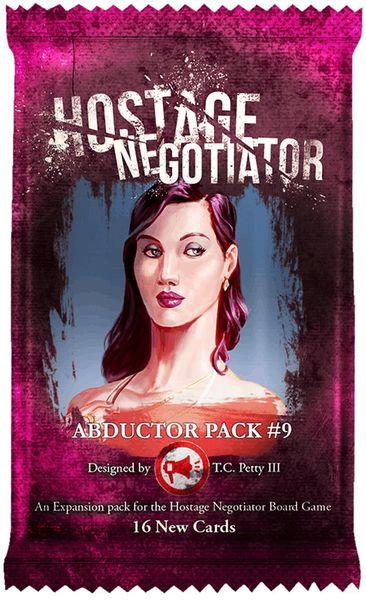 Hostage Negotiator: Abductor Pack 9