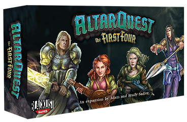 Altar Quest: The First Four