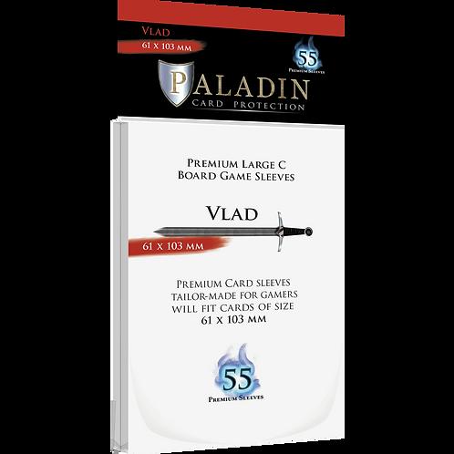 Paladin Card Sleeves: Vlad (Large C 61*103)