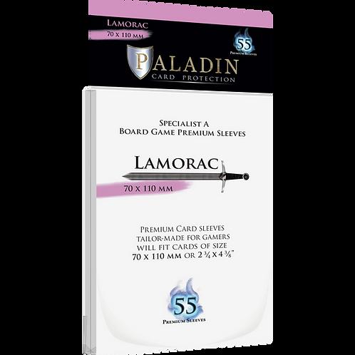 Paladin Card Sleeves: Lamorac (Specialist A 70*110)