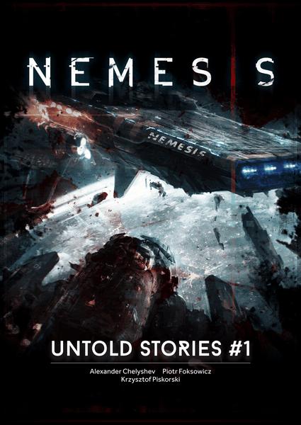 Nemesis: Untold Stories #1