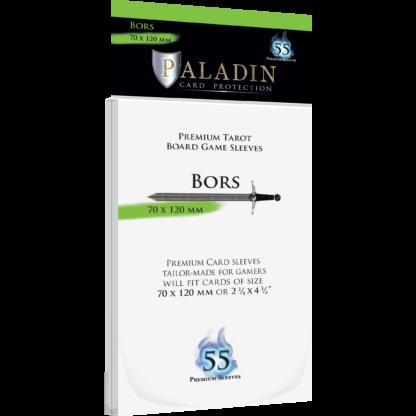 Paladin Card Sleeves: Bors (Tarot 70*120)