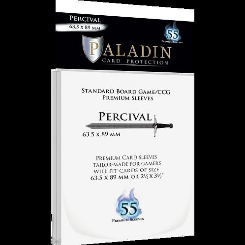 Paladin Card Sleeves: Percival (Standard 63.5*89)