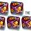 Thumbnail: Elder Dice: The Seal of Yog-Sothoth D10 set