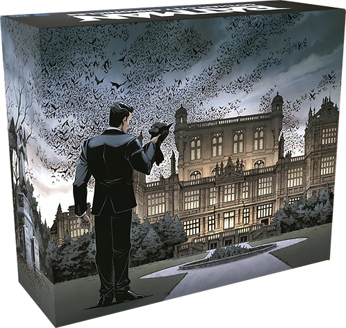 Batman: Wayne Manor Expansion