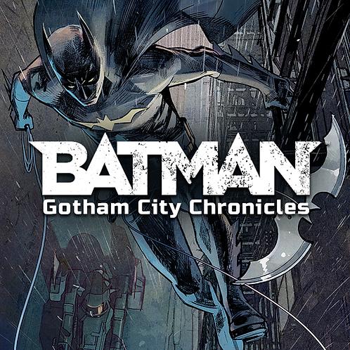 Batman: Gotham City Chronicles