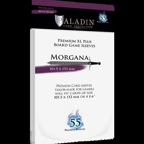 Paladin Card Sleeves: Morgana (XL Plus 101.5*153)