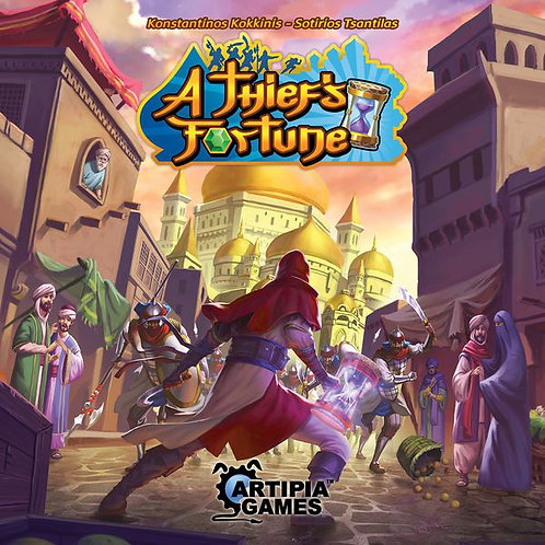 A Thief's Fortune (Kickstarter Edition)