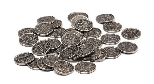 Rurik: Metal coins