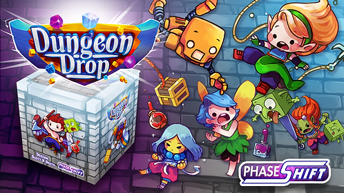 Dungeon drop (Kickstarter Edition)