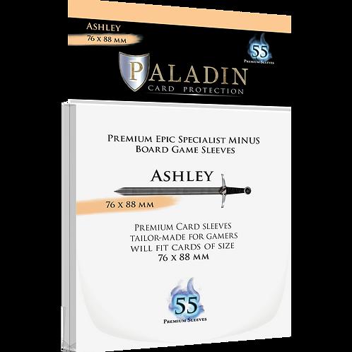 Paladin Card Sleeves: Ashley (Epic Specialist Minus 76*88)