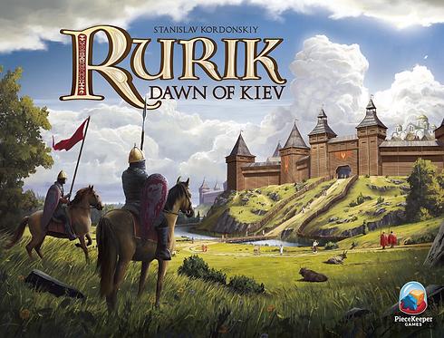 Rurik: Dawn of Kiev (Kickstarter edition)