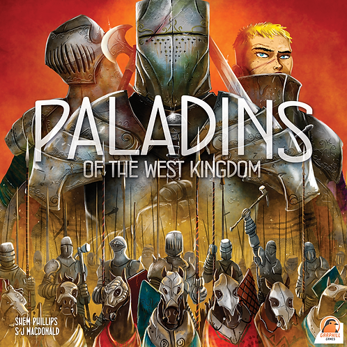 Paladins of the West Kingdom (Kickstarter edition)