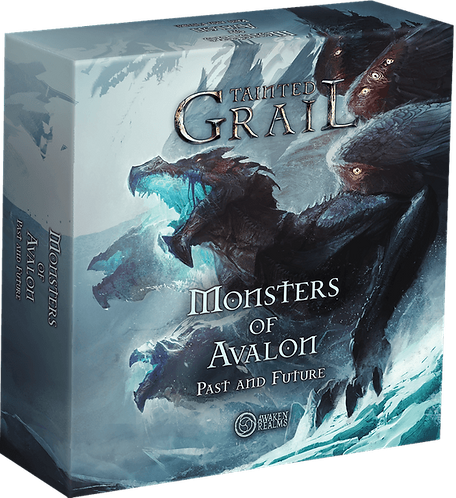 Tainted Grail: Monsters of Avalon Past and Future