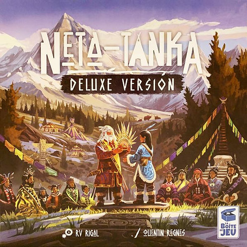Nētā-Tanka (Kickstarter Deluxe Edition)