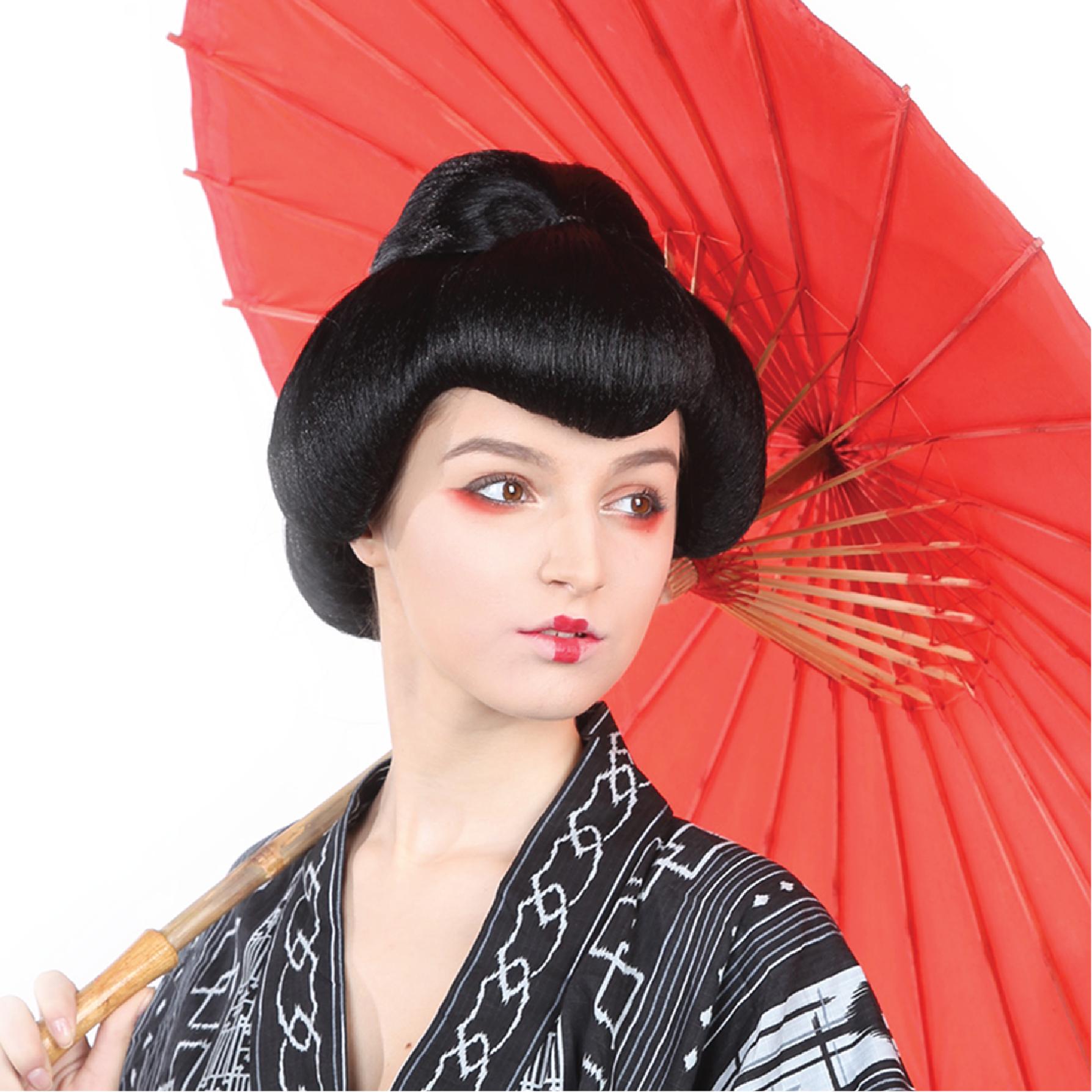 The geisha girl seattle