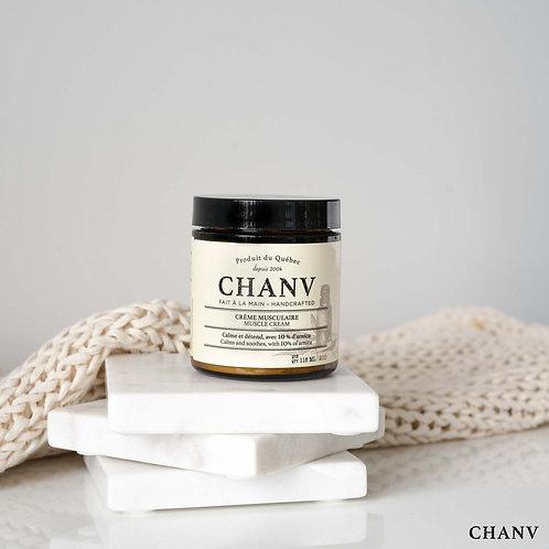 Crème musculaire Chanv
