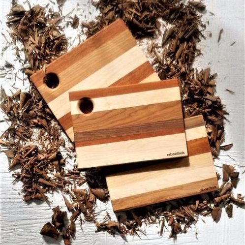 Planche en bois Rabos D bois