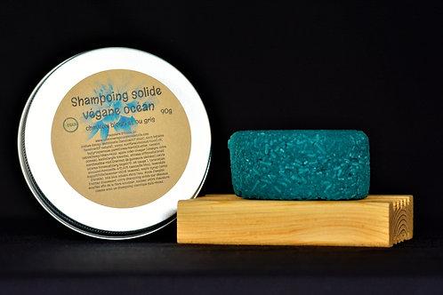 Shampoing-barre Océan de la savonnerie Poussière d'étoile