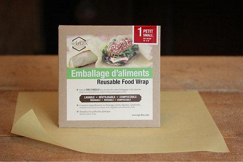 Emballage alimentaire réutilisable Api-flex Petit