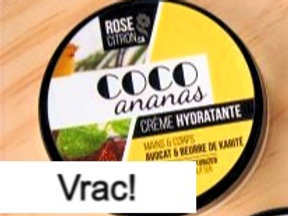 Crème mains et corps Coco-Ananas