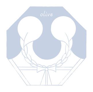 olive イベント用グッズイラストレーション
