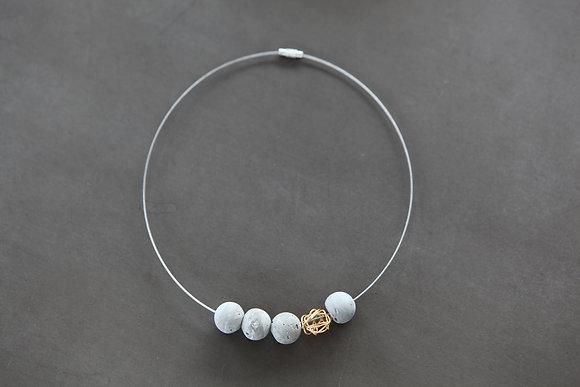 Single Web Necklace