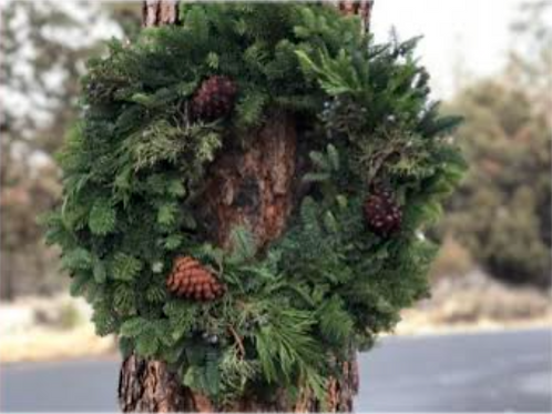 """22"""" Traditional Wreath"""