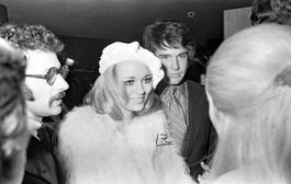 Warren Betty & Faye Dunaway